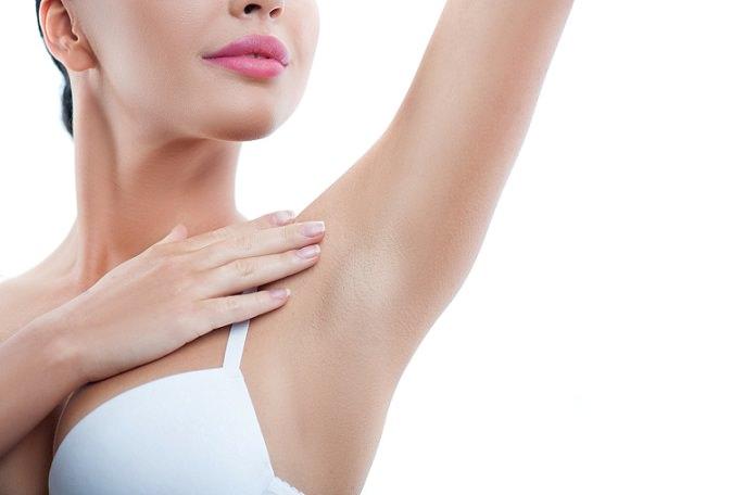Clínica dermatológica- hiperhidrosis