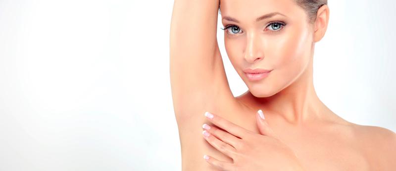 Clínica dermatológica- hiperhidrosis axilar combatir verano
